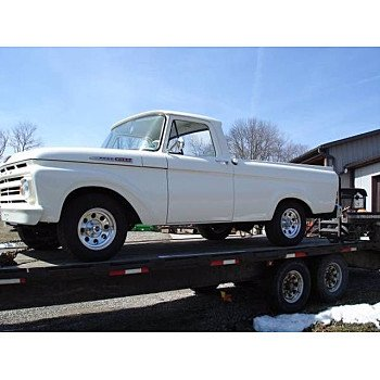 1962 Ford F100 for sale 101536131