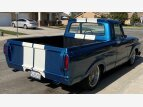 1962 Ford F100 2WD Regular Cab for sale 101560043