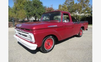 1962 Ford F100 for sale 101627440