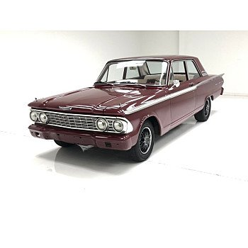 1962 Ford Fairlane for sale 101025721