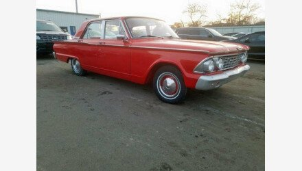 1962 Ford Fairlane for sale 101268086