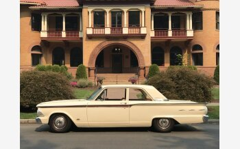 1962 Ford Fairlane for sale 101324728