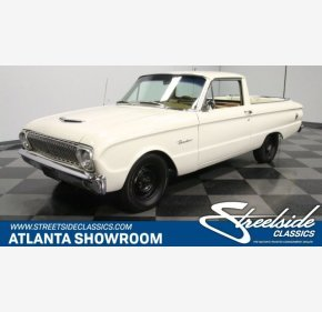 1962 Ford Falcon for sale 101095187