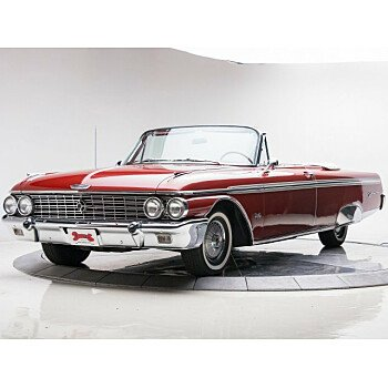 1962 Ford Galaxie for sale 101007057