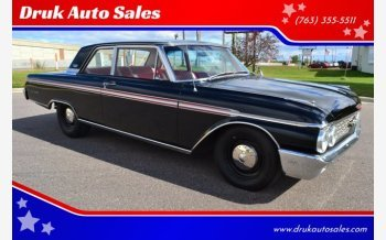 1962 Ford Galaxie for sale 101386841