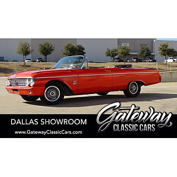 1962 Ford Galaxie for sale 101446976