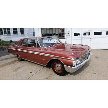 1962 Ford Galaxie for sale 101595246