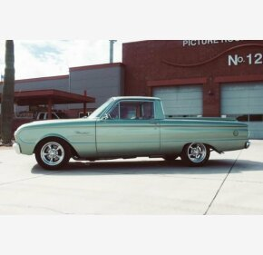 1962 Ford Ranchero for sale 101255392