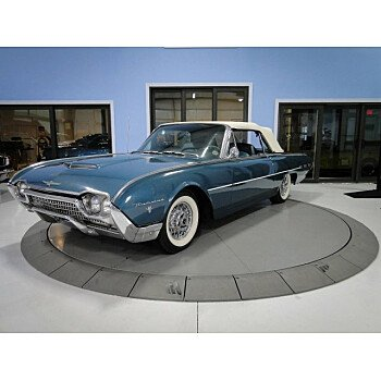 1962 Ford Thunderbird for sale 101034279