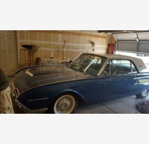 1962 Ford Thunderbird for sale 100826151
