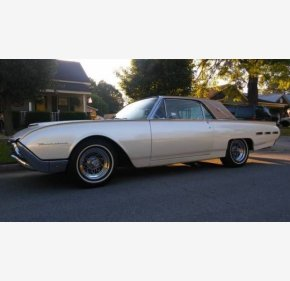 1962 Ford Thunderbird for sale 100879820