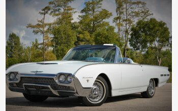 1962 Ford Thunderbird for sale 101065606
