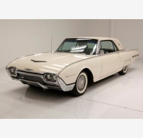 1962 Ford Thunderbird for sale 101076622