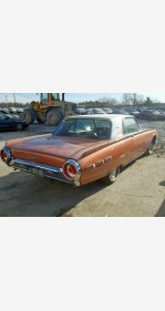 1962 Ford Thunderbird for sale 101086876