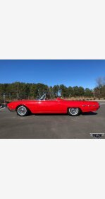 1962 Ford Thunderbird for sale 101087750