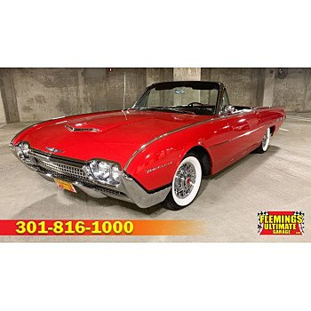 1962 Ford Thunderbird for sale 101130185