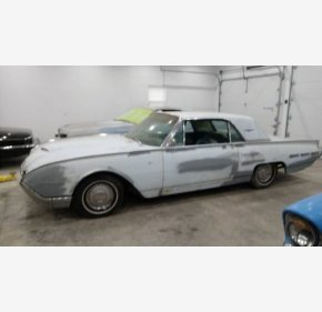 1962 Ford Thunderbird for sale 101135006