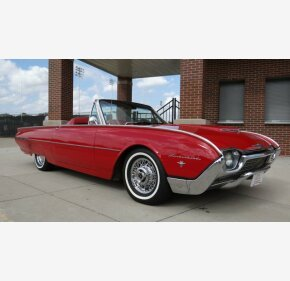 1962 Ford Thunderbird for sale 101217081