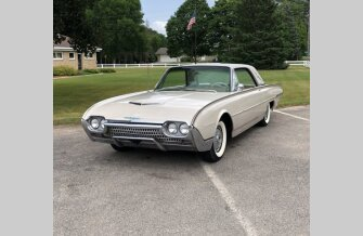 1962 Ford Thunderbird for sale 101344207