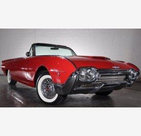 1962 Ford Thunderbird for sale 101350441