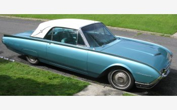 1962 Ford Thunderbird for sale 101359043