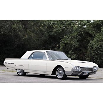 1962 Ford Thunderbird for sale 101364825