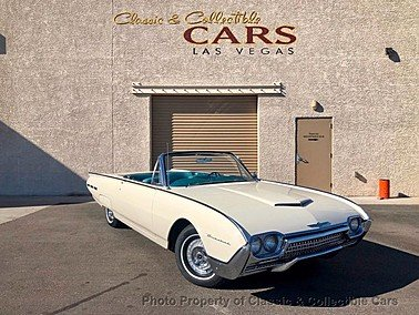 1962 Ford Thunderbird for sale 101405294