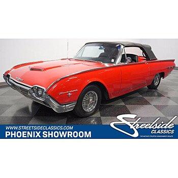 1962 Ford Thunderbird for sale 101405547