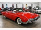 1962 Ford Thunderbird for sale 101409547