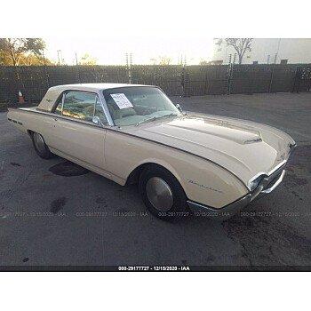 1962 Ford Thunderbird for sale 101421221