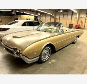 1962 Ford Thunderbird for sale 101439185