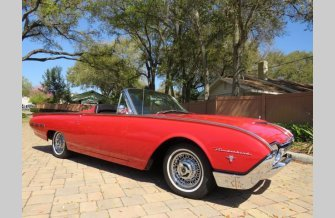 1962 Ford Thunderbird for sale 101460616