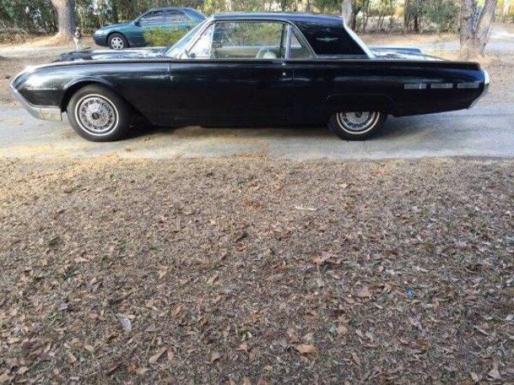 1962 Ford Thunderbird for sale 101537758