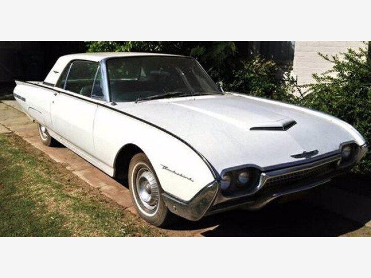 1962 Ford Thunderbird for sale 101573285