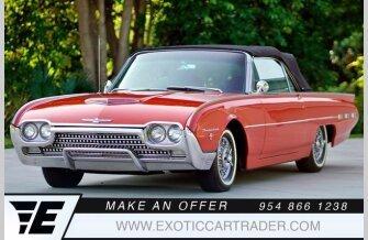 1962 Ford Thunderbird for sale 101576851