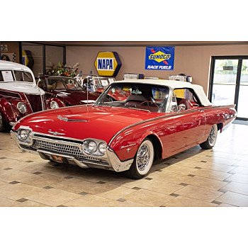 1962 Ford Thunderbird for sale 101631075