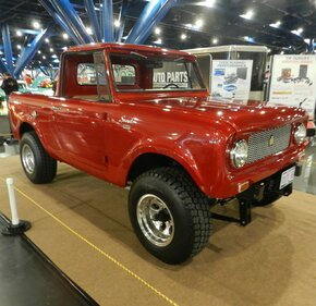 1962 International Harvester Scout Classics for Sale