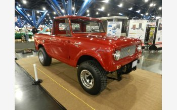 1962 International Harvester Scout for sale 101234947