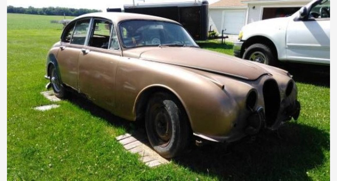1962 Jaguar Mark II for sale 100882906