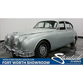 1962 Jaguar Mark II for sale 101277471
