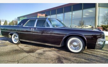 1962 Lincoln Continental for sale 100952810