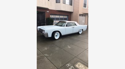 1962 Lincoln Continental Executive for sale 101063262