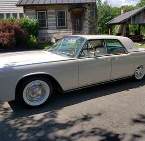 1962 Lincoln Continental for sale 101117268
