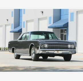 1962 Lincoln Continental for sale 101169334
