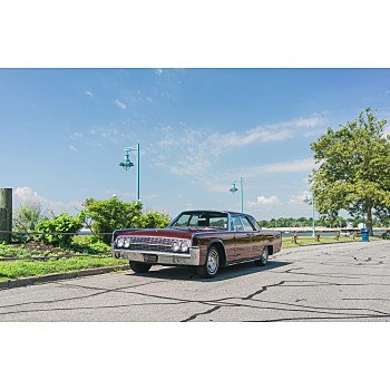 1962 Lincoln Continental for sale 101359210