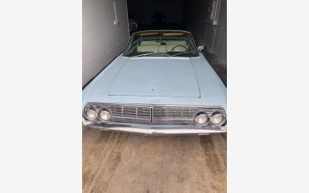 1962 Lincoln Continental for sale 101410819
