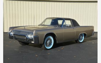1962 Lincoln Continental for sale 101437595