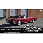 1962 Lincoln Continental for sale 101592722