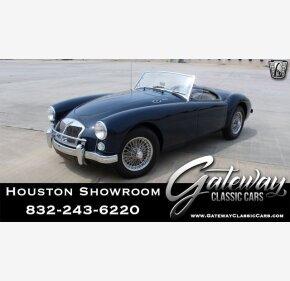1962 MG MGA for sale 101121044