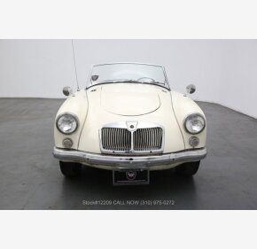 1962 MG MGA for sale 101346220